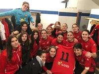 La Nucia CF Femenino  vs UE Gimnastic S.V. 1 2019