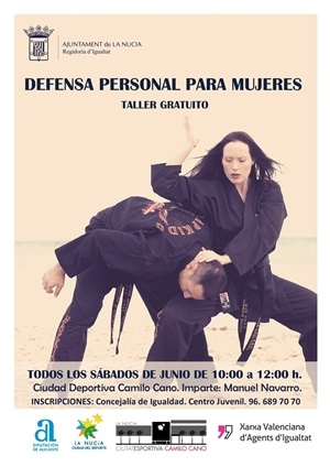 La Nucia Cartel Defensa Personal 2019